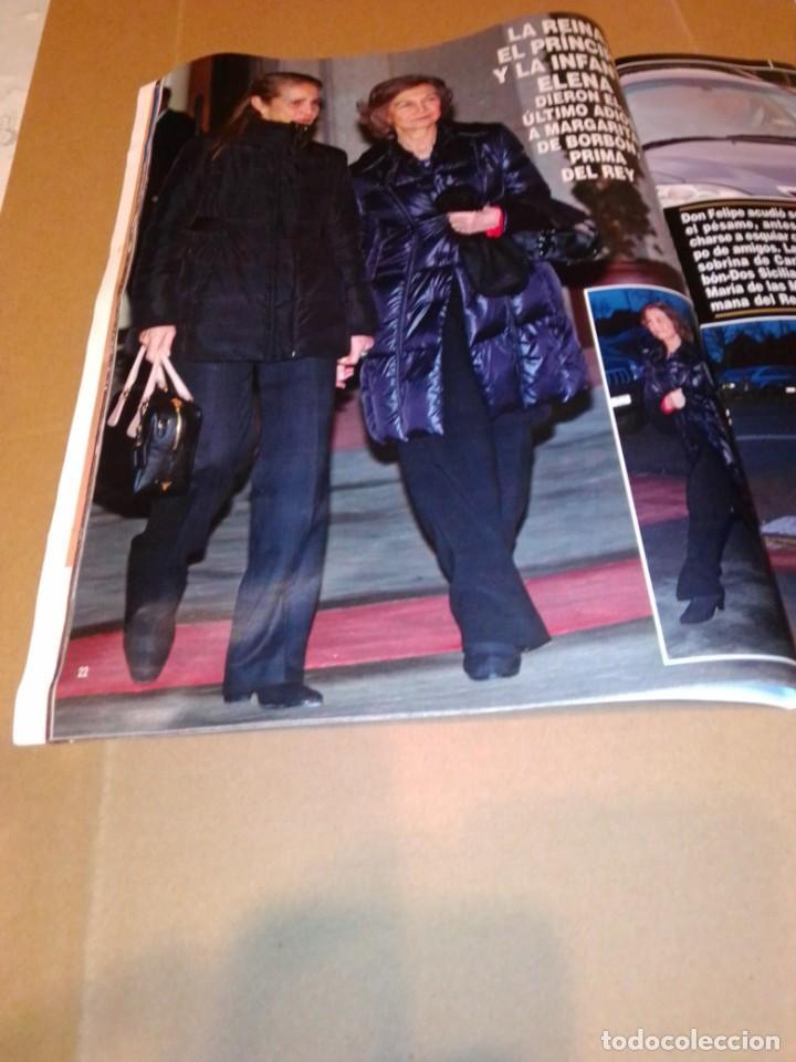 Coleccionismo de Revista Hola: Hola núm 3.626. Enero 2014. Doña Letizia, Shakira y Piqué, Andrea y Tatiana... - Foto 5 - 222189002