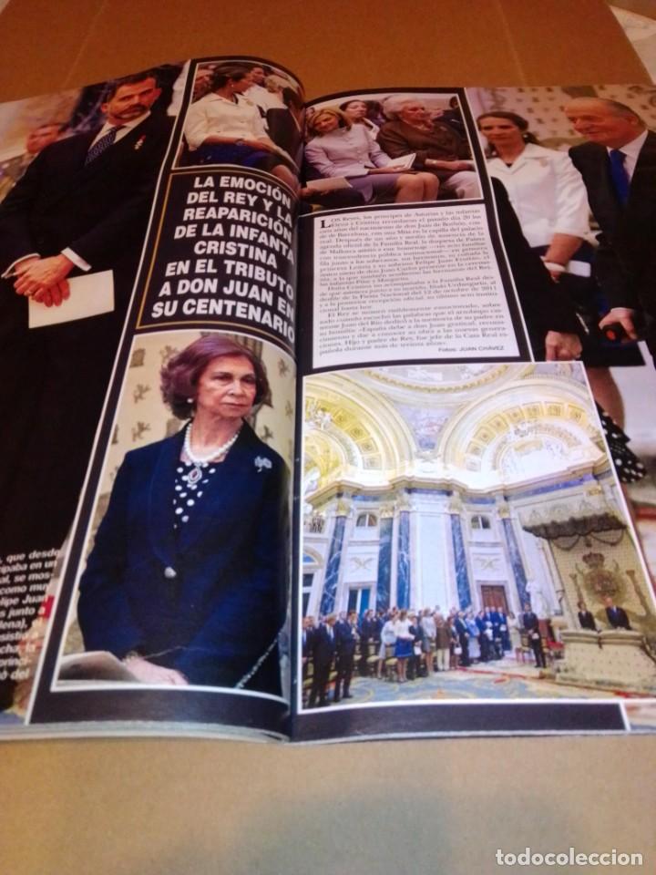 Coleccionismo de Revista Hola: Hola núm 3.596. Julio 2013. Isabel Sartorius, Sara Carbonero, María Gabriela de Saboya... - Foto 8 - 222189415