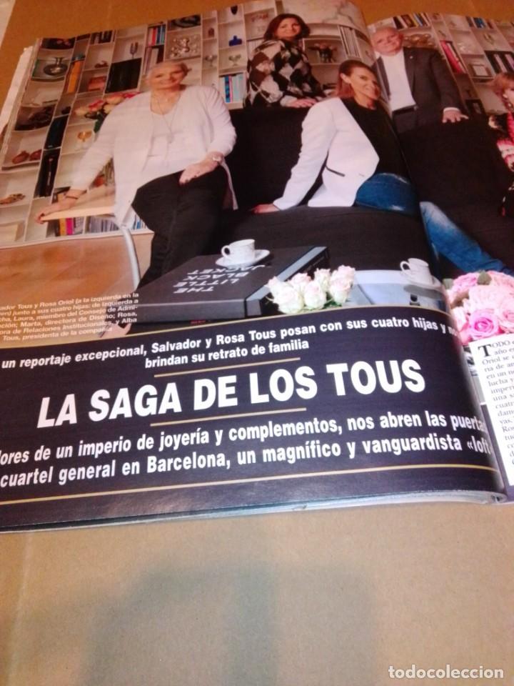 Coleccionismo de Revista Hola: Hola núm 3.596. Julio 2013. Isabel Sartorius, Sara Carbonero, María Gabriela de Saboya... - Foto 9 - 222189415