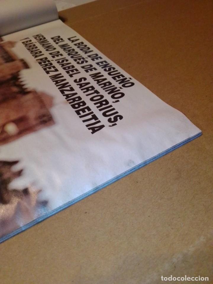 Coleccionismo de Revista Hola: Hola núm 3.596. Julio 2013. Isabel Sartorius, Sara Carbonero, María Gabriela de Saboya... - Foto 15 - 222189415
