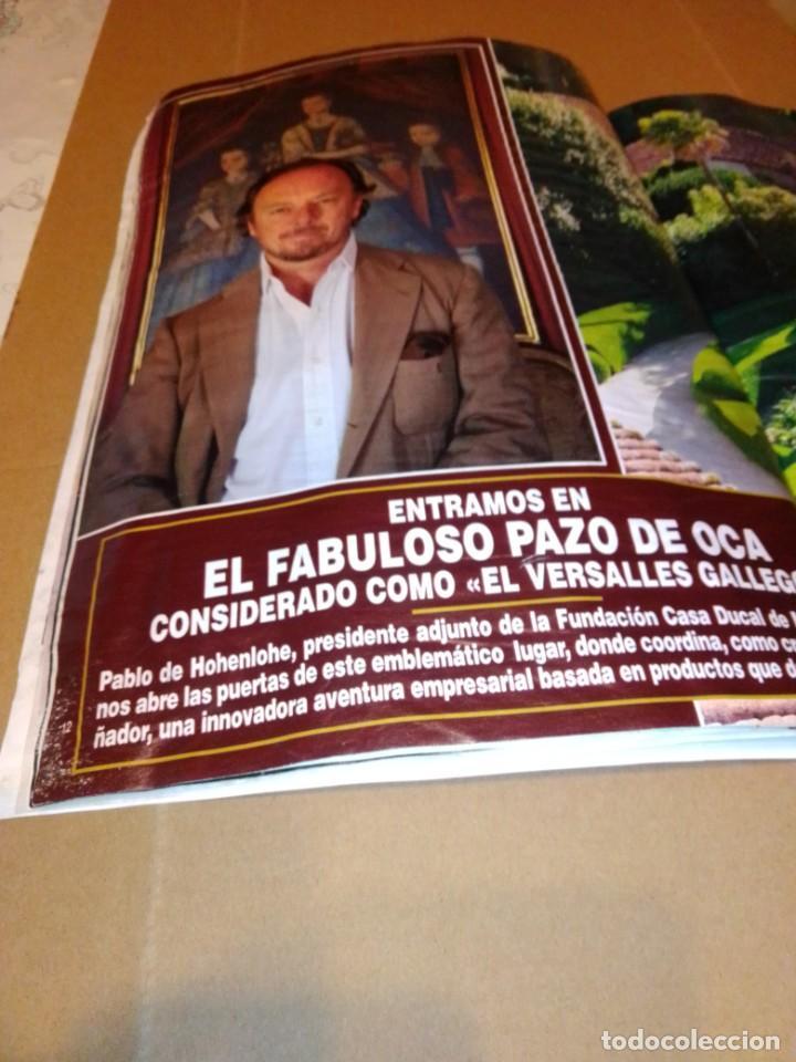 Coleccionismo de Revista Hola: Hola núm 3.659. Septiembre 2014. Isabel Preysler, Carmen Martínez-Bordiu, .... - Foto 2 - 222191747