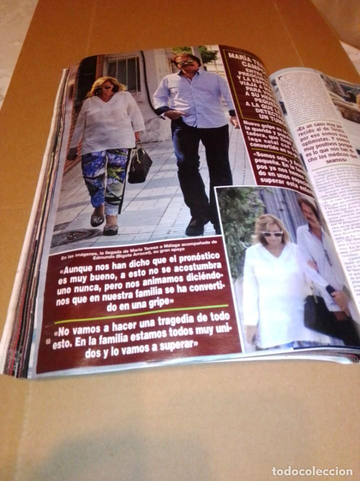 Coleccionismo de Revista Hola: Hola núm 3.659. Septiembre 2014. Isabel Preysler, Carmen Martínez-Bordiu, .... - Foto 7 - 222191747