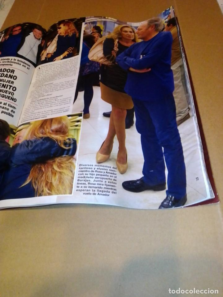 Coleccionismo de Revista Hola: Hola núm 3.614. Noviembre 2013. Príncipe George, Isabel Preysler, Don Felipe, Manolo Escobar... - Foto 7 - 222192472