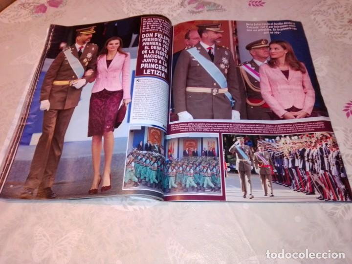Coleccionismo de Revista Hola: Revista Hola núm 3.612 - octubre 2013. María Colonques. - Foto 3 - 224480462