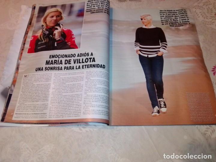 Coleccionismo de Revista Hola: Revista Hola núm 3.612 - octubre 2013. María Colonques. - Foto 6 - 224480462