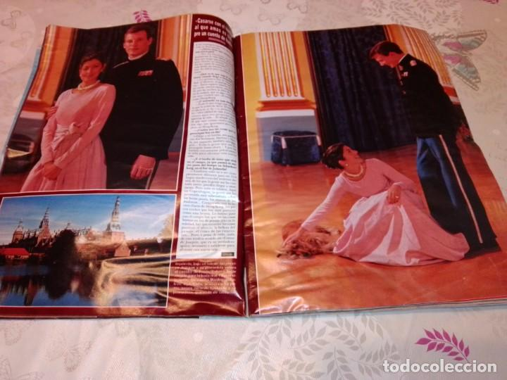 Coleccionismo de Revista Hola: Revista Hola núm 2.675 - noviembre 1995. Príncipe Felipe, Nina - Foto 2 - 224562715