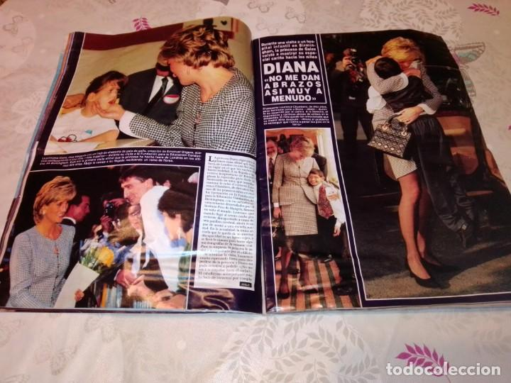 Coleccionismo de Revista Hola: Revista Hola núm 2.675 - noviembre 1995. Príncipe Felipe, Nina - Foto 3 - 224562715