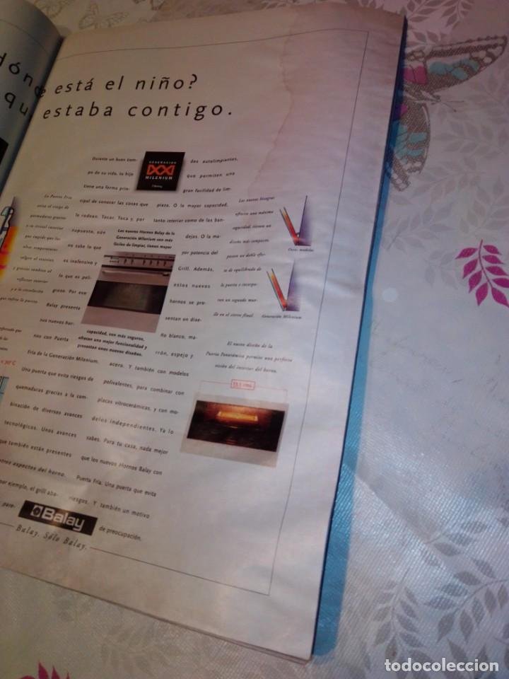 Coleccionismo de Revista Hola: Revista Hola núm 2.675 - noviembre 1995. Príncipe Felipe, Nina - Foto 5 - 224562715