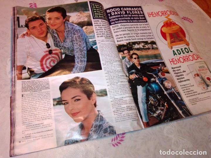 Coleccionismo de Revista Hola: Revista Hola núm 2.675 - noviembre 1995. Príncipe Felipe, Nina - Foto 6 - 224562715