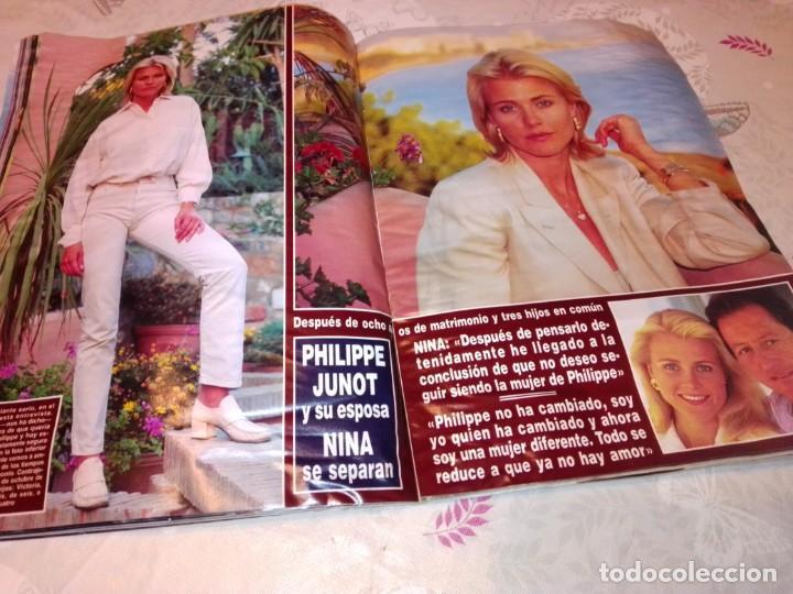 Coleccionismo de Revista Hola: Revista Hola núm 2.675 - noviembre 1995. Príncipe Felipe, Nina - Foto 8 - 224562715