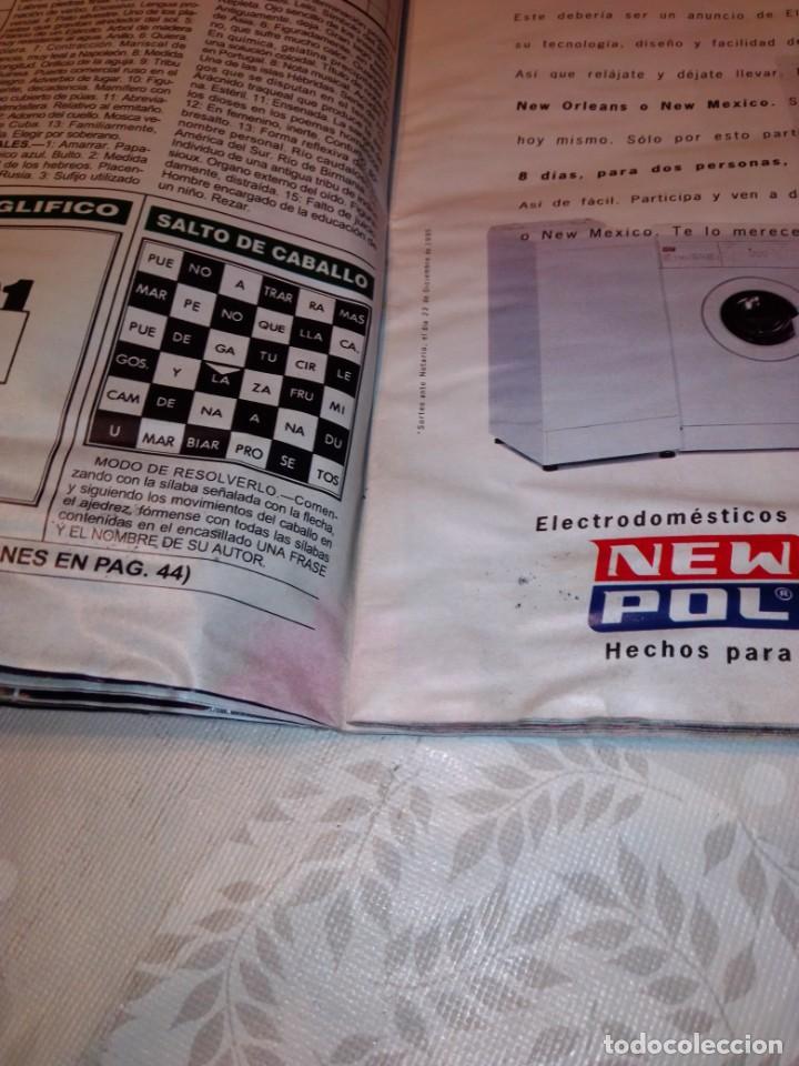 Coleccionismo de Revista Hola: Revista Hola núm 2.675 - noviembre 1995. Príncipe Felipe, Nina - Foto 9 - 224562715
