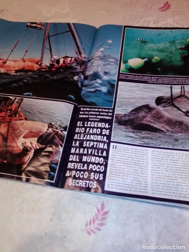 Coleccionismo de Revista Hola: Revista Hola núm 2.675 - noviembre 1995. Príncipe Felipe, Nina - Foto 10 - 224562715