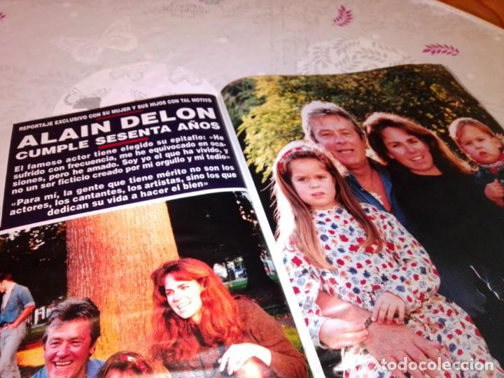 Coleccionismo de Revista Hola: Revista Hola núm 2.675 - noviembre 1995. Príncipe Felipe, Nina - Foto 11 - 224562715