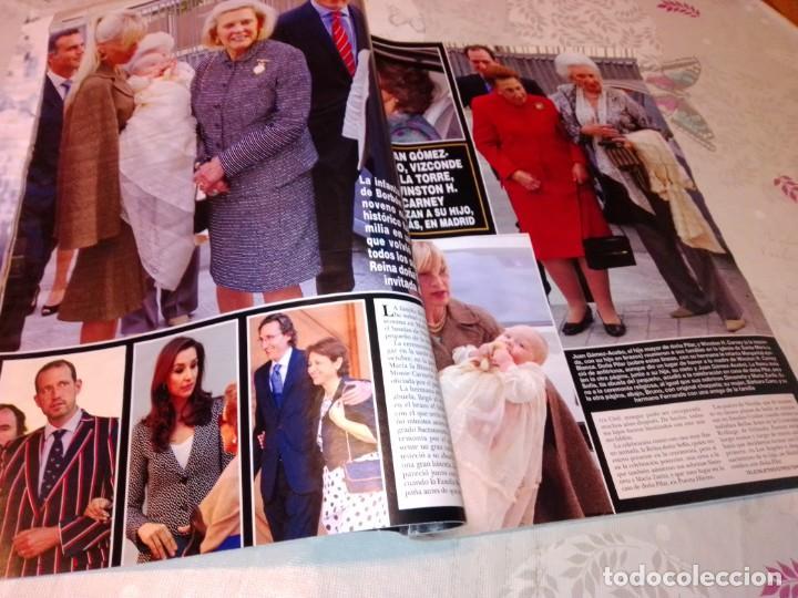 Coleccionismo de Revista Hola: Revista Hola núm 3.613 - octubre 2013. Miguel Ángel Perera. - Foto 3 - 224563573