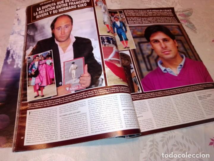 Coleccionismo de Revista Hola: Revista Hola núm 3.613 - octubre 2013. Miguel Ángel Perera. - Foto 4 - 224563573