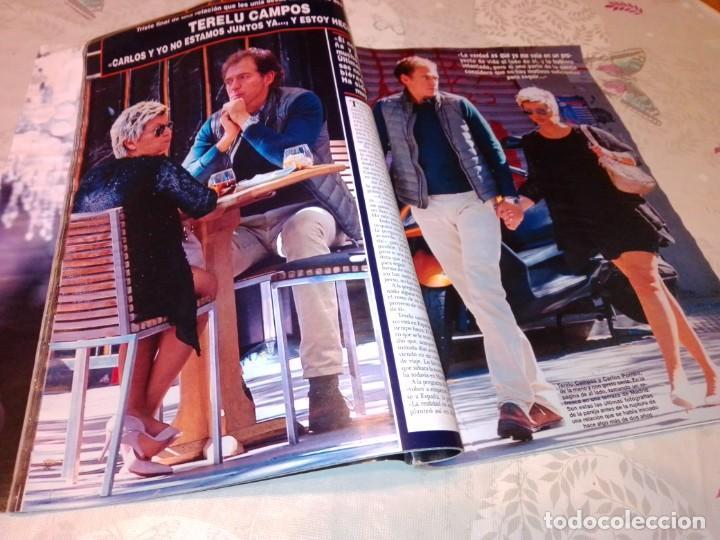 Coleccionismo de Revista Hola: Revista Hola núm 3.613 - octubre 2013. Miguel Ángel Perera. - Foto 5 - 224563573
