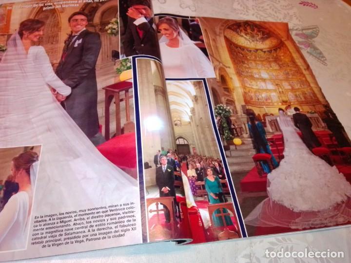 Coleccionismo de Revista Hola: Revista Hola núm 3.613 - octubre 2013. Miguel Ángel Perera. - Foto 7 - 224563573