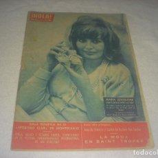 Coleccionismo de Revista Hola: HOLA ! N. 930 , JUNIO 1962 . MARIA SCICOLONE, LA MODA EN SAINT TROPEZ..... Lote 224571133