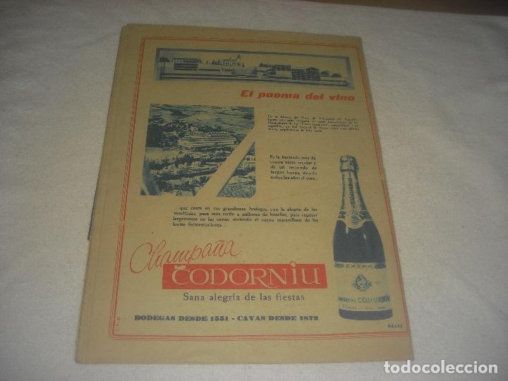 Coleccionismo de Revista Hola: HOLA ! N. 797 . DICIEMBRE 1958 . EN PORTADA BRIGITTE BARDOT - Foto 2 - 224575010