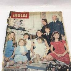 Coleccionismo de Revista Hola: ¡HOLA! Nº 1115 - 8 DE ENERO DE 1966. Lote 226903315