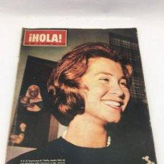 Coleccionismo de Revista Hola: ¡HOLA! - Nº 1009 - 28 DICIEMBRE DE 1963. Lote 226951090