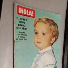 Collectionnisme de Magazine Hola: REVISTA ¡HOLA! Nº 1329 / 14 DE FEBRERO DE 1970. Lote 227235755