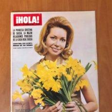 Colecionismo da Revista Hola: REVISTA HOLA, NUMERO 1334, 21 DE MAYO DE 1970. Lote 228524265