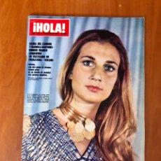 Colecionismo da Revista Hola: REVISTA HOLA, NUMERO 1338, 18 DE ABRIL DE 1970. Lote 228524310