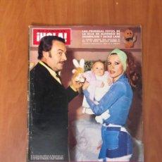 Collectionnisme de Magazine Hola: REVISTA HOLA, NUMERO 1435, 26 DE FEBRERO DE 1972. Lote 228524620
