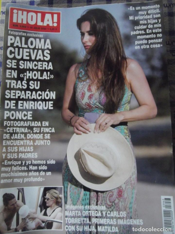 REVISTA HOLA (Coleccionismo - Revistas y Periódicos Modernos (a partir de 1.940) - Revista Hola)