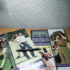 Coleccionismo de Revista Hola: ESTHER KOPLOWITZ Y JUAN ANTONIO LOSADA . HOLA 28/7/94. Lote 229862530
