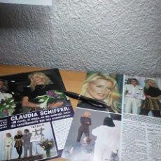 Coleccionismo de Revista Hola: CLAUDIA SCHIFFER . HOLA 9/6/94. Lote 229863525