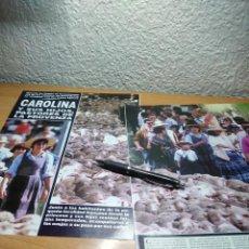 Coleccionismo de Revista Hola: CAROLINA DE MONACO . HOLA 9/6/94. Lote 229864200