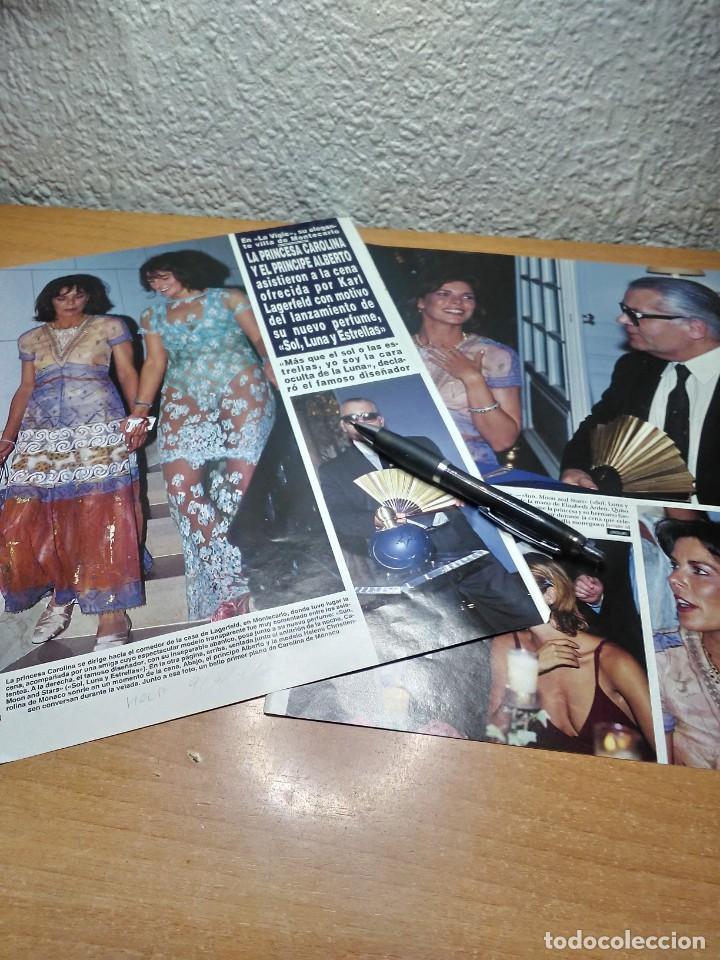 CAROLINA DE MONACO HOLA 9/6/94 (Coleccionismo - Revistas y Periódicos Modernos (a partir de 1.940) - Revista Hola)