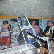 Coleccionismo de Revista Hola: CAROLINA DE MONACO HOLA 9/6/94. Lote 229864480