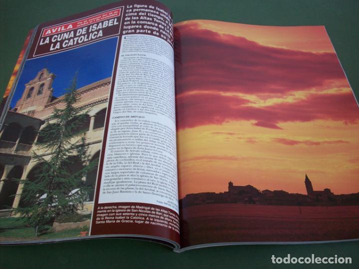 Coleccionismo de Revista Hola: REVISTA HOLA - ESPECIAL VIAJES 3 ( JUNIO 1998 ) - Foto 3 - 230342500