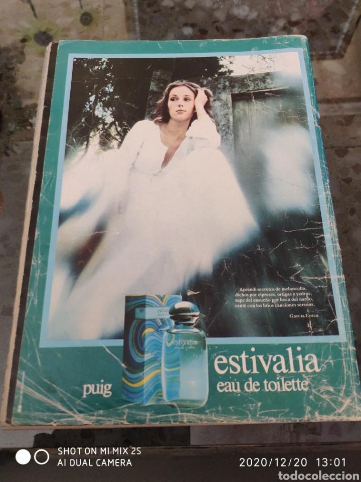 Coleccionismo de Revista Hola: REVISTA HOLA (N° 1631, 29 NOVIEMBRE 1975) - Foto 2 - 230984955