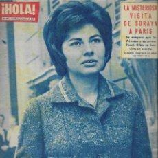 Coleccionismo de Revista Hola: REVISTA HOLA Nº 897, LA PRINCESA SORAYA. Lote 231945285