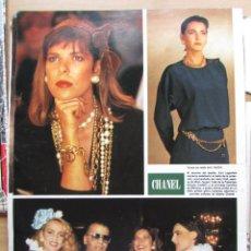 Collezionismo di Rivista Hola: RECORTE NUMERO ESPECIAL PRIMAVERA-VERANO 1985 CAROLINA DE MÓNACO. Lote 235349495