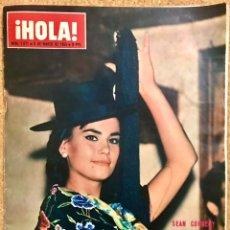 Coleccionismo de Revista Hola: REVISTA HOLA ! 6 MARZO DE 1965 NUMERO 1071 PORTADA CLAUDINE AUGER SEAN CONNERY PRENSA ROSA. Lote 238148600