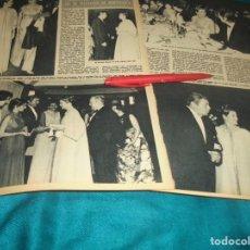 Collectionnisme de Magazine Hola: RECORTE : GRACIA DE MONACO, CLAUSURA FESTIVAL INTERNACIONAL. HOLA, MARZO 1972(#). Lote 241666505