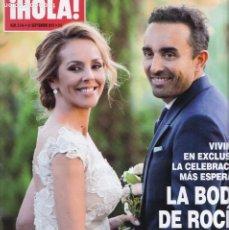 Collectionnisme de Magazine Hola: ¡ HOLA ! - Nº 3.764 / 21 SEPTIEMBRE 2016. Lote 242885805