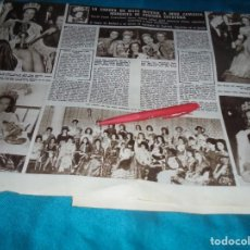 Collezionismo di Rivista Hola: RECORTE : LA CORONA DE MISS MUNDO, PARA MISS JAMAICA. HOLA, NVBRE 1963(#). Lote 242943800