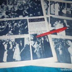 Coleccionismo de Revista Hola: RECORTE : BAILE DE PIERRE CARDIN EN PARIS. HOLA, DCMBRE 1964(#). Lote 243208640