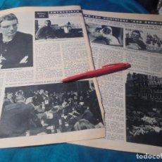 Coleccionismo de Revista Hola: RECORTE : ENTREVISTA A SOR SONRISA. HOLA, ENERO 1967(#). Lote 243765220