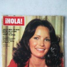 Coleccionismo de Revista Hola: REVISTA HOLA, JACLYN SMITH, LOS ANGELES DE CHARLIE.MUNDIAL 78. Lote 244470725