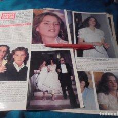 Coleccionismo de Revista Hola: RECORTE : BROOKE SHIEDS. HOLA, JUNIO 1978(#). Lote 244710985