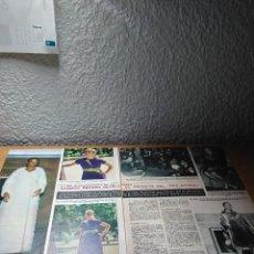 Coleccionismo de Revista Hola: CANDICE BERGEN HOLA 7.10.67. Lote 244724995