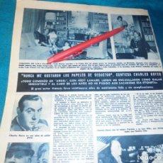 Coleccionismo de Revista Hola: RECORTE : VERANEO DE LOLA FLORES. HOLA, AGTO 1963 (#). Lote 244725685
