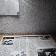 Coleccionismo de Revista Hola: VLADIMIR KOMAROV COSMONAUTA MUERTO SOYUZ1 .. Lote 244726070